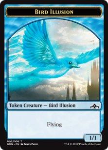 Bird Illusion token (1/1)