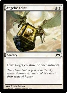 Angelic Edict
