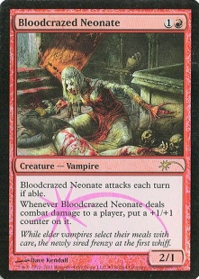 Bloodcrazed Neonate (foil)