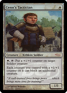 Cenn's Tactician (foil)