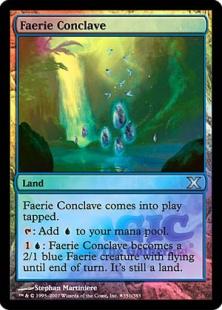 Faerie Conclave (foil)