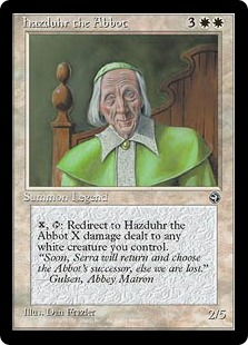 Hazduhr the Abbot