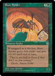 Root Spider