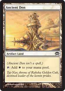 Ancient Den