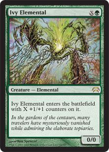 Ivy Elemental