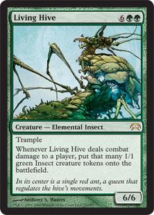 Living Hive