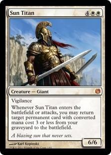 Sun Titan (foil)