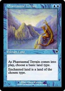 Phantasmal Terrain