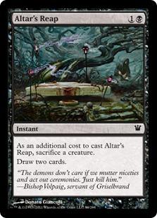 Altar's Reap