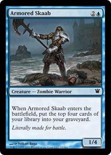 Armored Skaab