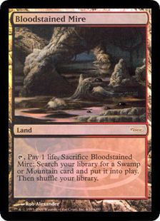 Bloodstained Mire (foil)