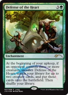 Defense of the Heart (foil)