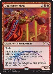 Dualcaster Mage (foil)