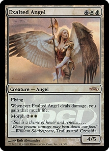Exalted Angel (foil)