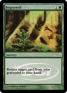 Regrowth (foil)