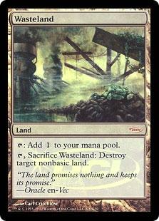 Wasteland (1) (foil)