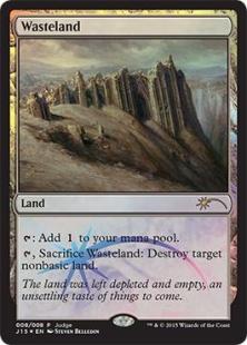 Wasteland (2) (foil)