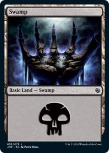 Swamp (discard)