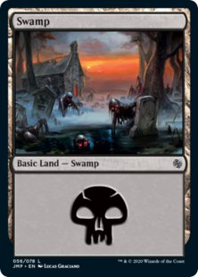Swamp (reanimate)