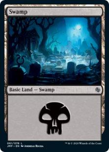 Swamp (spooky)