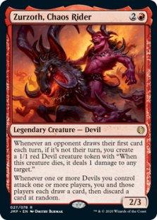 Zurzoth, Chaos Rider