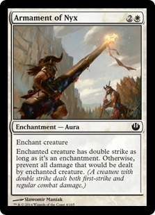 Armament of Nyx (foil)