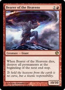 Bearer of the Heavens (foil)