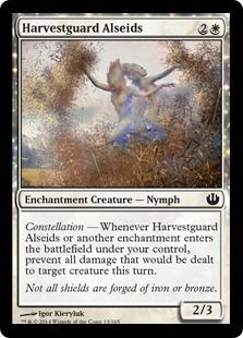 Harvestguard Alseids