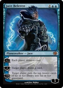 Jace Beleren (1) (foil)