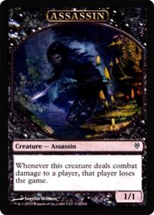 Assassin token (1/1)