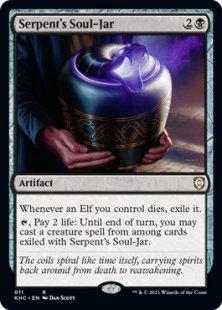 Serpent's Soul-Jar