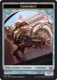 Construct token (1) (*/*)