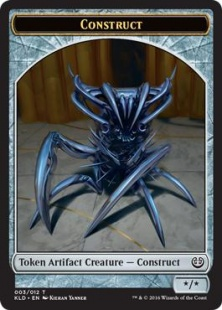 Construct token (2) (*/*)