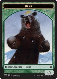 Bear token (4/4)