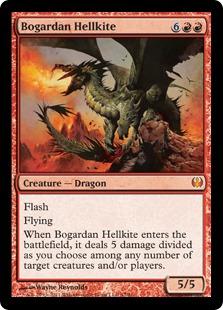 Bogardan Hellkite (foil)