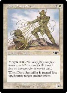 Daru Sanctifier (foil)