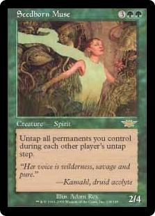 Seedborn Muse (foil)
