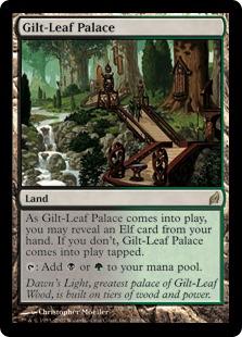 Gilt-Leaf Palace