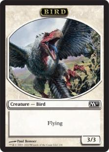 Bird token (3/3)