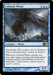 Colossal Whale