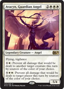 Avacyn, Guardian Angel