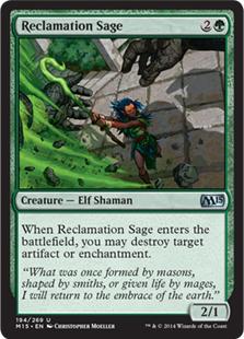 Reclamation Sage (foil)