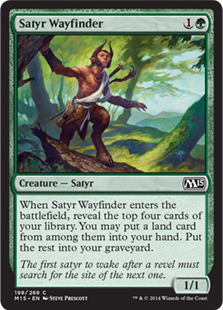 Satyr Wayfinder (foil)