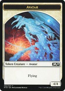 Avatar token (4/4)
