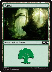 Forest (3) (foil)