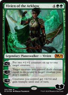 Vivien of the Arkbow (foil)