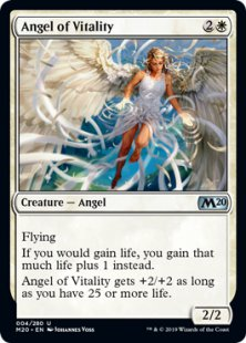 Angel of Vitality