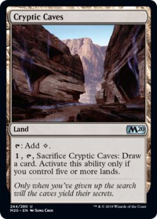 Cryptic Caves