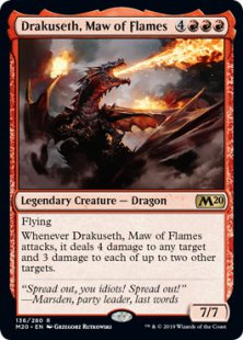 Drakuseth, Maw of Flames