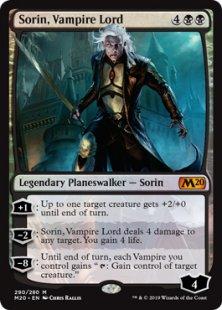 Sorin, Vampire Lord (foil)